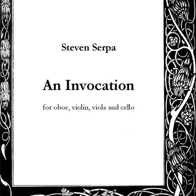 An Invocation - 4tet Cover